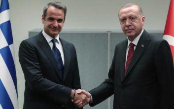 Washington Post: Ελλάδα-Τουρκία οδηγούνται σε διάλογο μετά από πίεση από ΗΠΑ και Γερμανία