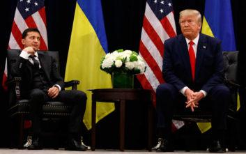 Ζελένσκι: Η Ουκρανία δεν παρεμβαίνει στις εκλογές των ΗΠΑ
