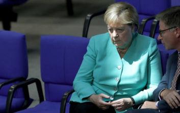 Σε κάθοδο το κόμμα της Μέρκελ, δείχνει δημοσκόπηση για τοπικές εκλογές στη Γερμανία