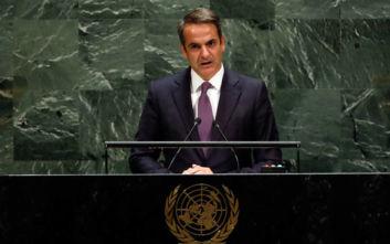 Μητσοτάκης: Η Τουρκία δεν μπορεί να είναι στη ζώνη του Σένγκεν και να επωφελείται από το μεταναστευτικό