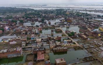Αυξάνεται ο αριθμός των νεκρών από τις πλημμύρες στην Ινδία