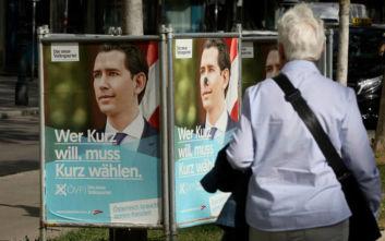 Οι πρώτες πολιτικές ζυμώσεις στην Αυστρία μετά τις εκλογές της Κυριακής