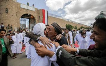 Οι αντάρτες Χούτι στην Υεμένη απελευθέρωσαν 290 κρατουμένους