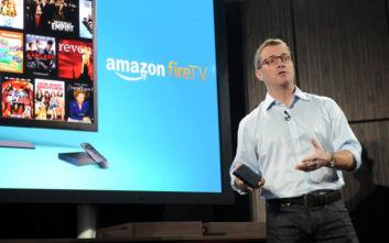 Η συμφωνία της Amazon για να μονοπωλήσει την επικράτεια της… τηλεόρασης