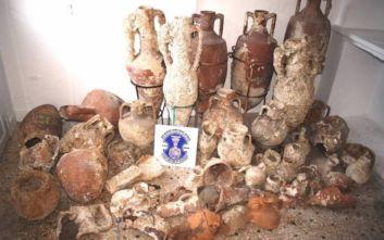 Αρχαιοκαπηλία στην Κάλυμνο: Έβγαζαν από τον βυθό μνημεία μεγάλης αρχαιολογικής αξίας