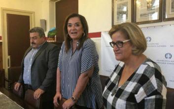 Μπακογιάννη: Ο ΒΟΑΚ θα έχει διόδια, αλλιώς τα δισέγγονα μας δεν θα έχουν ασφαλή δρόμο