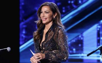 Η Δέσποινα Βανδή εισβάλλει στο πλατό του X-Factor την πιο κρίσιμη στιγμή