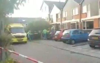 Οικογενειακή τραγωδία με τρεις νεκρούς στην Ολλανδία