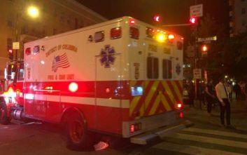 Πυροβολισμοί στην Ουάσινγκτον, αναφορές για τραυματίες