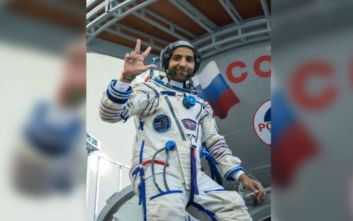 Τα Αραβικά Εμιράτα στέλνουν για πρώτη φορά αστροναύτη στον Διεθνή Διαστημικό Σταθμό