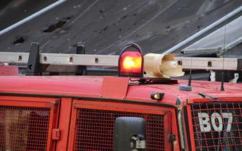 Υπό έλεγχο η πυρκαγιά στο Παγκράτι