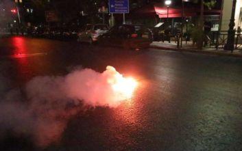Παύλος Φύσσας: Ένταση με χημικά στην πορεία