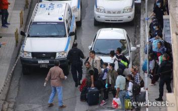 Εκκένωση κτιρίου στα Εξάρχεια: Σε σύλληψη μετατράπηκε η προσαγωγή του φωτορεπόρτερ
