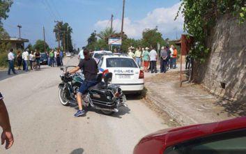Διαμαρτυρία στον Καραβόμυλο κατά της δημιουργίας hot spot στην περιοχή