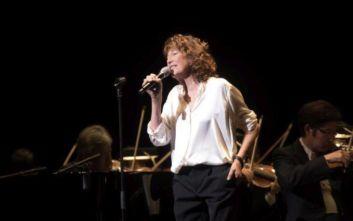 Ματαιώνεται η συναυλία της Τζέιν Μπίρκιν στο Ηρώδειο