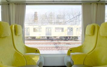 Ταξίδι με τρένο σαν να βρίσκεστε στο σαλόνι του σπιτιού σας