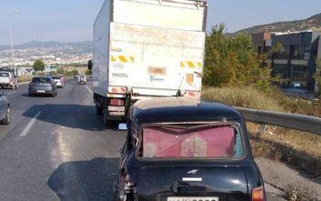 Τροχαίο για τον Δημήτρη Μάρδα στη Θεσσαλονίκη