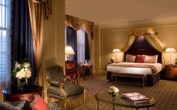 Το ξενοδοχείο στο Λος Άντζελες όπου σχεδιάστηκε το χαρακτηριστικό αγαλματίδιο των Όσκαρ