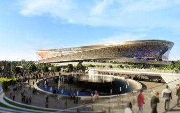 Εντυπωσιάζει το νέο γήπεδο των Μίλαν και Ίντερ
