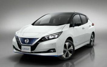 Συνεργασία της Nissan με την EDF Group