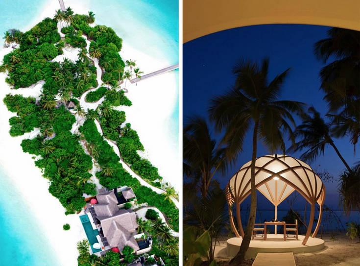 Ραντεβού στις Μαλδίβες για τον πιο luxury μήνα του μέλιτος – Newsbeast