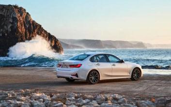 Πέντε βραβεία για την BMW Σειρά 3