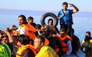 «Οι ροές μεταναστών στο Αιγαίο αυξάνονται, μαζί και η πίεση στη Μέρκελ»