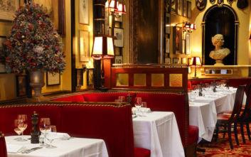 Το παλιότερο εστιατόριο στο Λονδίνο λειτουργεί από το 1798