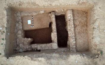 Σημαντικά τα αποτελέσματα της έρευνας στην Αρχαία Σικυώνα στην περιοχή του Αγ. Κωνσταντίνου