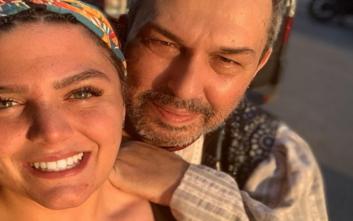 Συγκινεί η Δανάη Μπάρκα: Τον επέλεξα να γίνει μπαμπάς μου