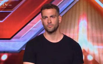 X-Factor: «Άκουσα μακρινή συγγένεια με το τραγούδι»