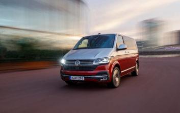 Το νέο Volkswagen Transporter 6.1 βάζει τον επαγγελματία στην ψηφιακή εποχή