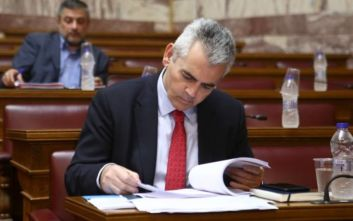 Ενημέρωσε την Europol για την εκρηκτική κατάσταση στα ελληνικά νησιά ο Χαρακόπουλος