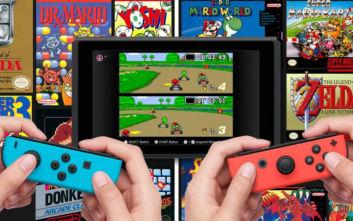 Η έκπληξη της Nintendo