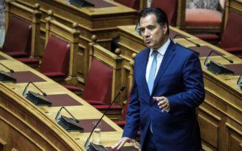 Άδωνις Γεωργιάδης: Η χώρα έχει κανόνες και θα εφαρμόζονται από όλους