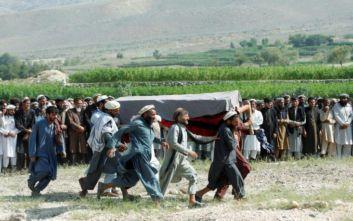 Ο αμερικανικός στρατός παραδέχθηκε ότι ευθύνεται για το πλήγμα «ακριβείας» που σκότωσε 30 χωρικούς στη Νανγκαρχάρ