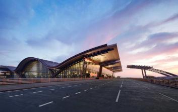 Ένα από τα πολυτελέστερα αεροδρόμια του κόσμου είναι αυτό του Κατάρ