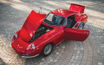 Η σπάνια Ferrari που αντικατέστησε το κλασικό ποίημα 250 GTO