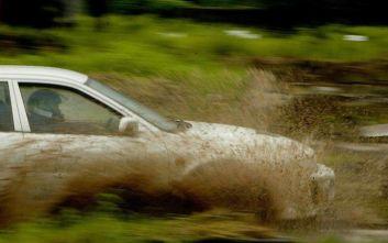 Ολλανδία: Αγωνιστικό αυτοκίνητο παρέσυρε θεατές σε αγώνα autocross