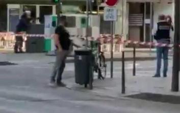 Συναγερμός στη Γαλλία, ένοπλος άνοιξε πυρ από διαμέρισμα στη Λυών