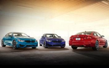 Φανταχτερή και επιδεικτική, η BMW M4 φόρεσε τα χρώματα της Heritage Edition