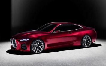 BMW Concept 4, η αποθέωση της coupe αισθητικής
