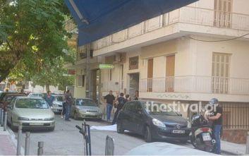 Θεσσαλονίκη: Βουτιά θανάτου για άνδρα από τον 2ο όροφο πολυκατοικίας