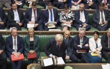 Brexit: Όλα τα σενάρια μετά το νέο «χαστούκι» στον Μπόρις Τζόνσον