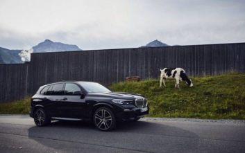 BMW X5 x Drive 45e: Με 394 ίππους και 3πλάσια ηλεκτρική αυτονομία