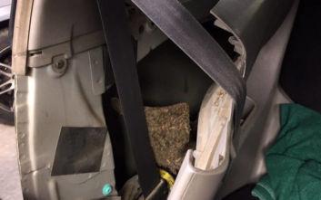 Κερατσίνι: Βρήκαν με x-ray πάνω από 1 κιλό κοκαΐνη