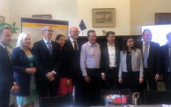 Στο διοικητικό συμβούλιο της SME μπήκε ο ευρωβουλευτής Γιώργος Κύρτσος