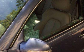 Έσπασαν το αυτοκίνητο γνωστού δημοσιογράφου στο κέντρο της Αθήνας