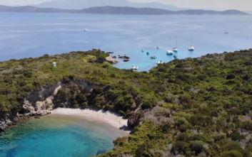 Το άγνωστο ελληνικό νησάκι στα νερά του Ιονίου