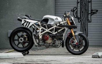 Deus Ex Machina Beastie Motorcycle, μια καστομιά που χαίρεσαι να τη βλέπεις